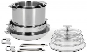 Cristel French Cookware Set