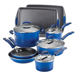 Enameled Steel Cookware Set