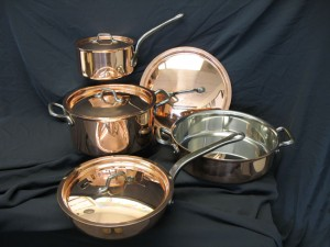 Matfer Bourgeat Cookware Set
