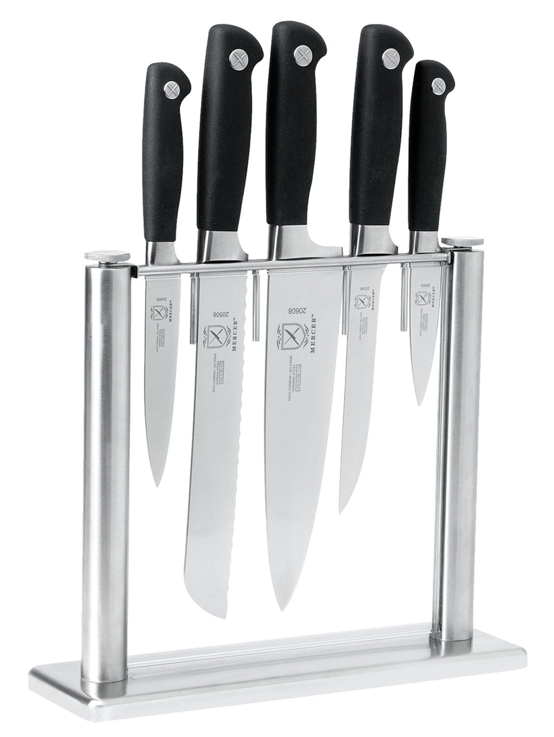 White Kitchen Knife Set kitchen knives – the cookware review
