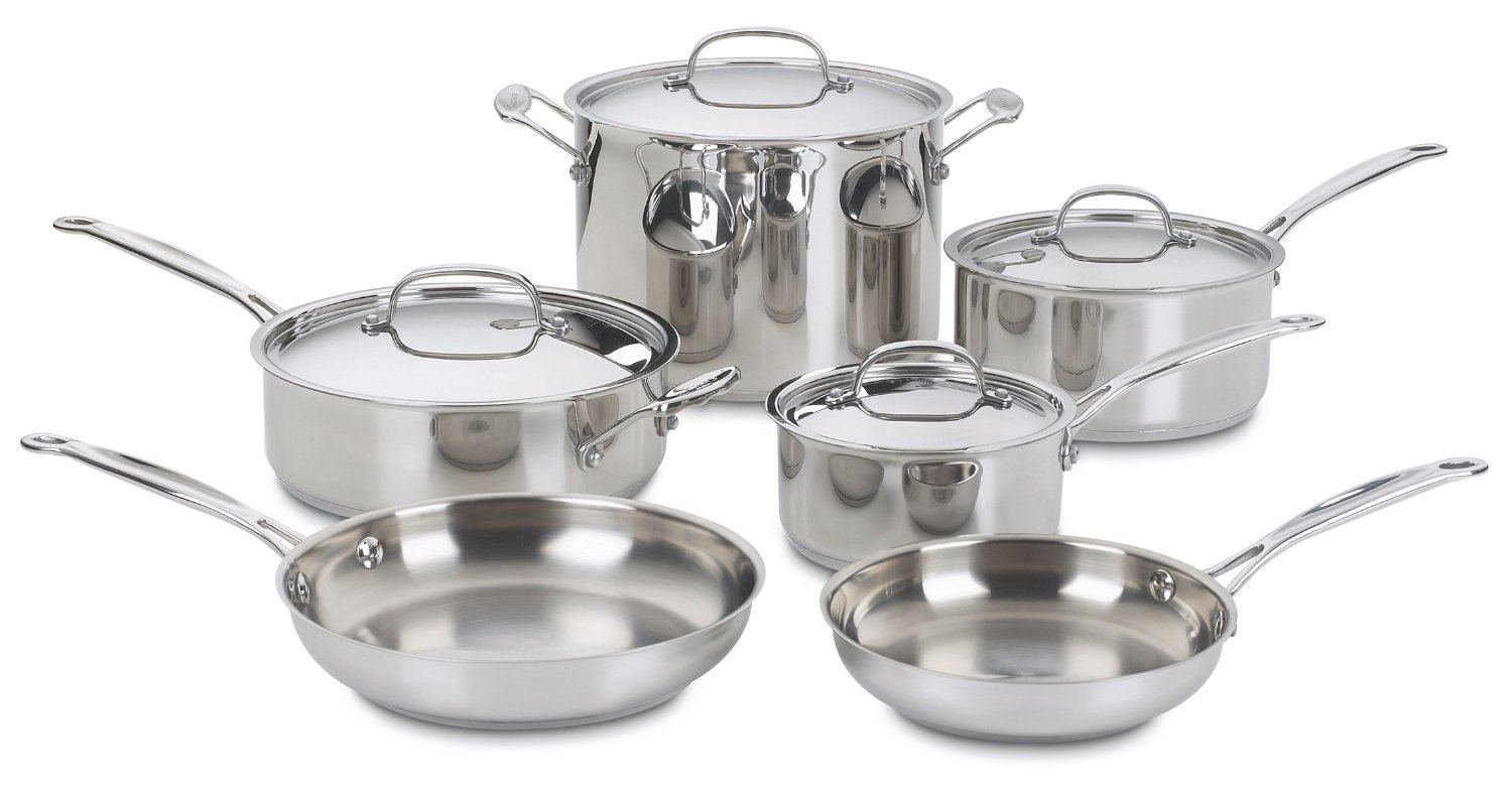 Is Stainless Steel Cookware Safe?