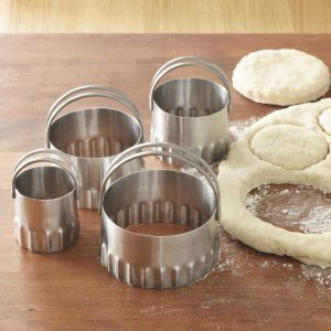 RSVP Biscuit Cutter Set