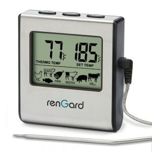 RenGard Cooking Thermometer