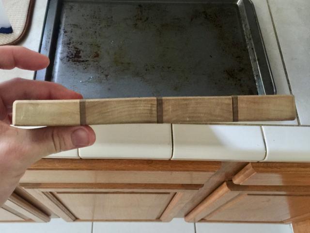 Fixed cutting board!