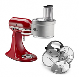 kitchenaid mixer food processor