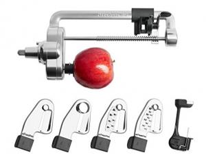 kitchenaid mixer spiralizer attachment